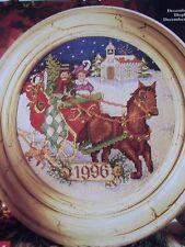 Sleigh Ride Christmas Magazine Cross Stitch Pattern