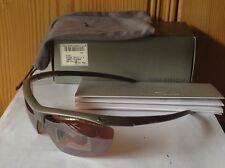 NEW, NIKE SIEGE Swift Sunglasses, Iron frame / Max Speed Lens, EV0360-002