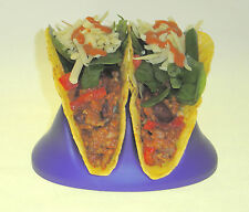 4 colours,TACO HOLDERS - ALL AUSTRALIAN MADE & OWNED & THEY WORK, Mexican style