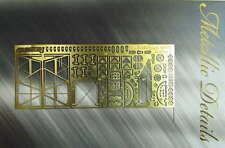 Detailing set for aircraft Po-2/U2  1/48 Metallic Details # 4803
