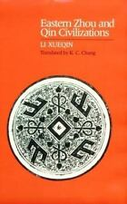 Eastern Zhou and Qin Civilizations Early Chinese Civilization Series