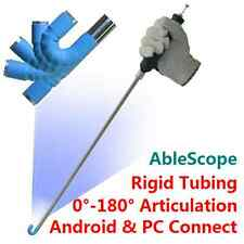 Ablescope Borescope Inspection Camera Endoscope  0 to 180 degree Articulating