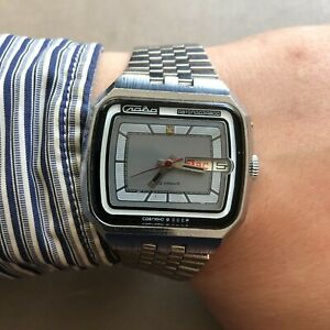Watch SLAVA 2427 Rare Vintage MADE IN USSR *SERVICED*