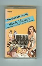 WOODY HERMAN'S HITS - CASSETTE - NEW
