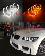 4pcs Angel Eyes DTM STYLE STYLE For For BMW 3 Series E90 E92 E93 2007 - 2012