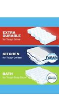 Mr Clean Magic Eraser 11ct, 4 Extra-Durable, 3 Kitchen, 4 Bath New Free Shipping