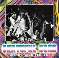 GRATEFUL DEAD From The Archives Vol 3 Import CD Maxtrix David & The Dorks + 1971