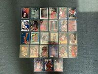 Michael Jordan Mega 27 Card Lot Chicago Bulls HOF MVP MINT PSA INVEST