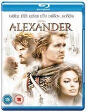 Alexander Blu-ray 2014 Region Anthony Hopkins