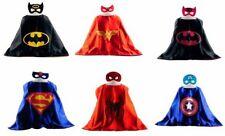 Unbranded Cape Superhero Unisex Costumes