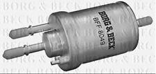 BORG & BECK FUEL FILTER FOR VW TOURAN PETROL ENGINE 1.6 85KW