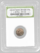 Rare Very Old Ancient Roman Greek Empire Era Greece Collection Coin Lot/Us:Ab101