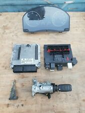 VW VOLKSWAGEN GOLF MK5 2.0 TDI BKD DIESEL COMPLETE ECU AND LOCK SET 03G906016CB