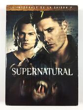 Supernatural Saison 7 Coffret DVD