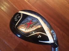 Callaway X-Series N 415 4 Hybrid 22° Regular Flex Graphite Excellent***