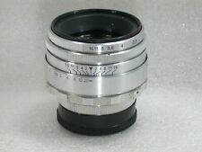 Helios-44 58mm F2 (Silver) Manual Focus Standard Lens Pentax M42 Fit No 6000225