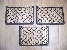 3 x Storage Nets Ideal For VW Camper T2 T4 T5 *Car*Caravan*Camper*Motorhome
