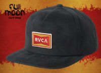 New RVCA Pace Structure Mens Snapback Cap Hat