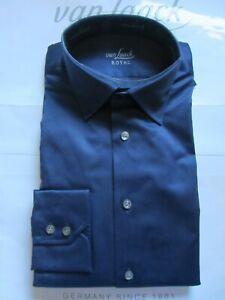 """van Laack Royal  39 15,5  ROD Slim Fit    Blau und sch""""n  139?  5582"""