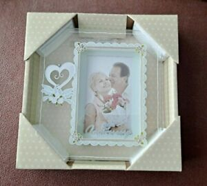 25th Anniversary Quote Glass Photo Frame Silver Anniversary Gift