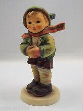 Goebel Hummel Figurine #421 It's Cold Tmk-6
