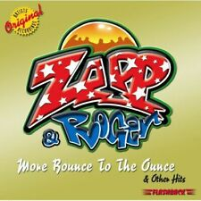 Zapp & Roger - More Bounce To The Ounce and Other Hits [New Cd]