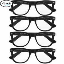 Reading Glasses Men Women Glasses Readers Classic Style ALL POWERS 4 or 8 Pack