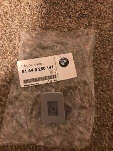 New BMW Genuine Handle Frame Gray Light Grey E46 51448250141