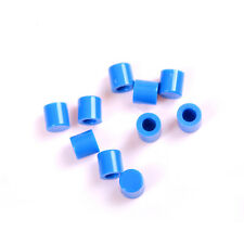 50Pcs Push-botton Cap for 6x6mm Momentary Tactile Switches Key Caps Blue FF