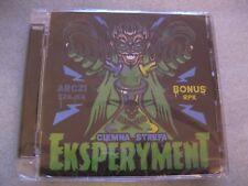 Bonus RPK & Arczi Szajka - Eksperyment LTD CD - POLISH HIP HOP  NEW & SEALED