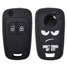For Vauxhall Astra J Corsa D Insignia Silicone Remote Key Case Fob Shell Cover