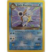 Dark Blastoise 20/82 - Team Rocket Pokemon - Englisch NM