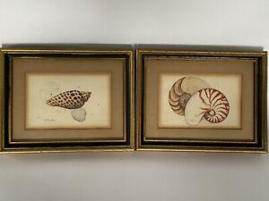 D. Morgan Signed Prints - set of 2