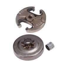 7T Clutch Drum Clutch Chain Sprocket For Husqvarna 340 345 350 445 445E 450 450E