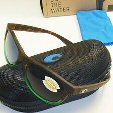Costa Del Mar Prop Polarized Sunglasses -Matte Tortuga Fade Frame/Gray 580P Lens