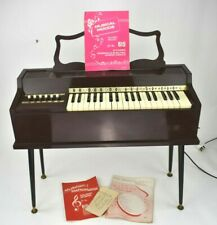More details for vintage 1960s rosedale 1222 electric chord organ fully working