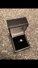 diamond platinum ring gia Certified 0.72 princess cut Ring / Engagement Ring