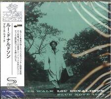 LOU DONALDSON-BLUE WALK -JAPAN SHM-CD C94