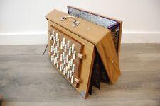 Monoj Kr Sardar X Brooklyn Healing Arts LARGE 3 OCTAVE Shruti Box Harmonium MKS