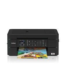 Brother Mfc-j491dw A4 Colour Multifunction Inkjet Printer