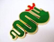 Enamel GOLD Plated ALFA ROMEO SERPENT Car Badge GT 147 156 159