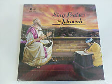 """SING PRAISES TO JEHOVAH R-4 SONGS 47-61 - LP 12"""" VINYL 1984 USA ED WATCH TOWER"""