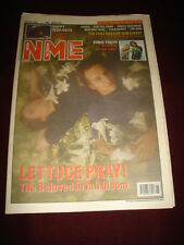 NME 1990 JUNE 30 BELOVED HAPPY MONDAYS JAMES BRUCE DICKINSON SONIC YOUTH GRID
