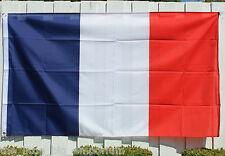 Big 1.5 metre France Flag - French, République française, French Republic, Large