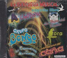Espiritu Libre Grupo Bongo Lora Algodon La Descarga Musical Vol 2 CD New Sealed