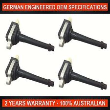 4 x Ignition Coil for Renault Megane CC Megane III Renault Fluence 2.0L M4R