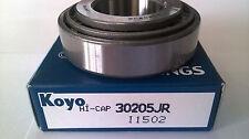KOYO TAPERED ROLLER BEARING 30205JR