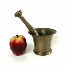 Antique Bronze, Brass, Mortar and Pestle