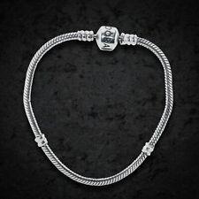 Pandora Silver 19cm Moments Bracelet  590702HV-19, Mint Condition