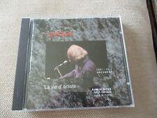 """CD """"LEO FERRE, VOLUME 10 X - LA VIE D'ARTISTE"""""""